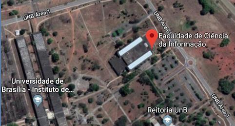 Localização da FCI
